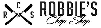 Robbie's Chop Shop Logo